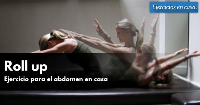 roll-up-ejercicio-abdominal-en-casa