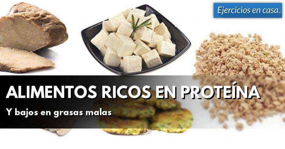 Muitas vezes Alimentos ricos en proteína y bajos en grasa de mala calidad  DH08