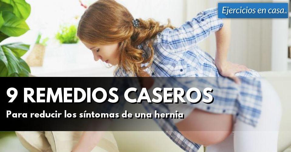 ejercicios para curar la hernia de hiato