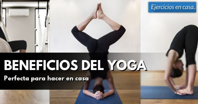 Rutina de yoga en casa ejercicios en casa - Ejercicios yoga en casa ...