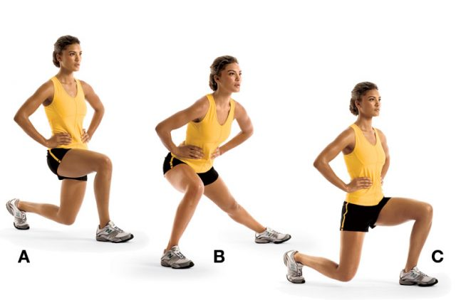 Ejercicio para adelgazar las piernas