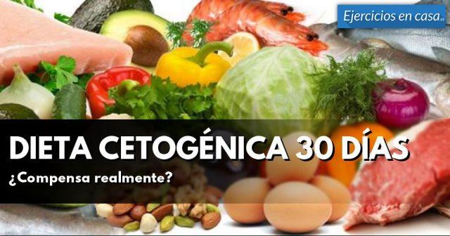 30 dias de dieta cetogenica