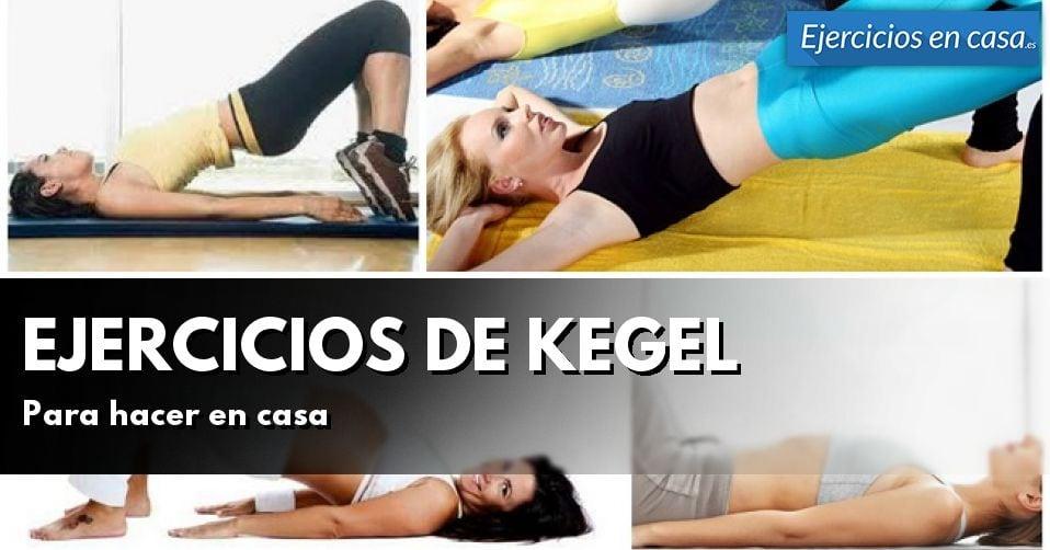 Bajar de peso en 1 semana con ejercicios de kegel