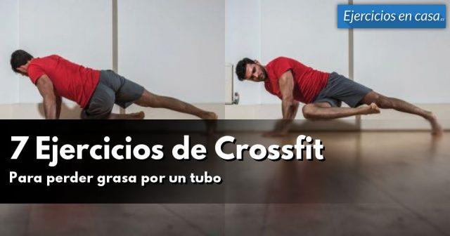 Crossfit es bueno para adelgazar