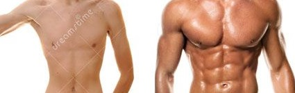 Diferencia entre tipos de abdominales