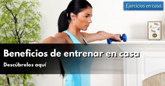 Ventajas de hacer ejercicios en casa respecto al gimnasio - Ejercicios de gimnasio en casa ...