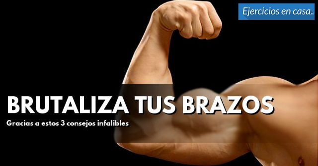 Sacar bíceps