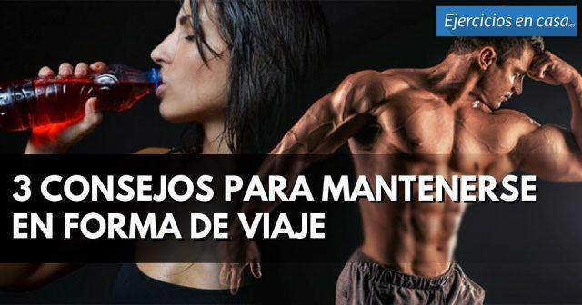 Hombre y mujer musculados