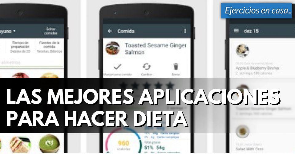 Apps de dieta