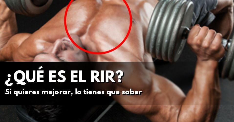 ¿Qué es el RIR? 9 de cada 10 personas no lo saben
