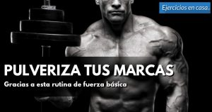 fuerza y músculo