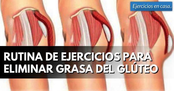 músculos del glúteo