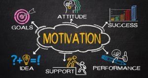 pizarra motivadora